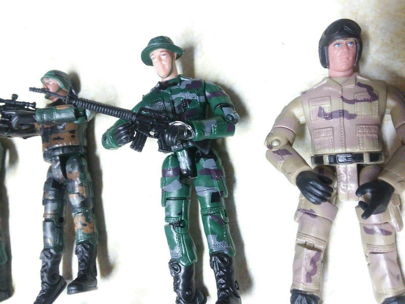 Action Figures Elite Toy set