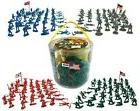 Action figures 200 Pieces Army Men Toy Soldiers  New