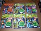 Pirates Of Dark Water Action Figures 6 Lot Konk,Zoolie,Bloth