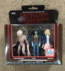 Funko Action Figures Stranger Things Eleven Will & Demo Fall