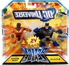 DC Universe Action League Batman & Bronze Tiger 3-Inch Mini