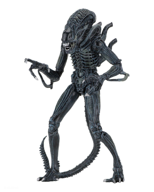 Alien- Figures - - Blue