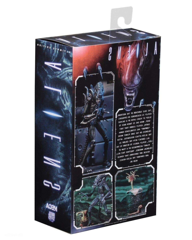 Alien- Figures Ultimate - Blue