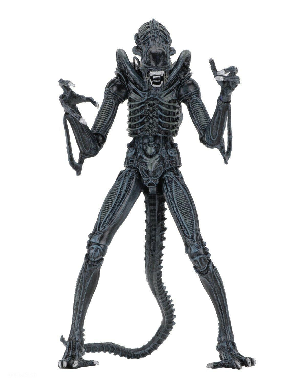 Alien- Figures - Ultimate - Blue Alien Warrior