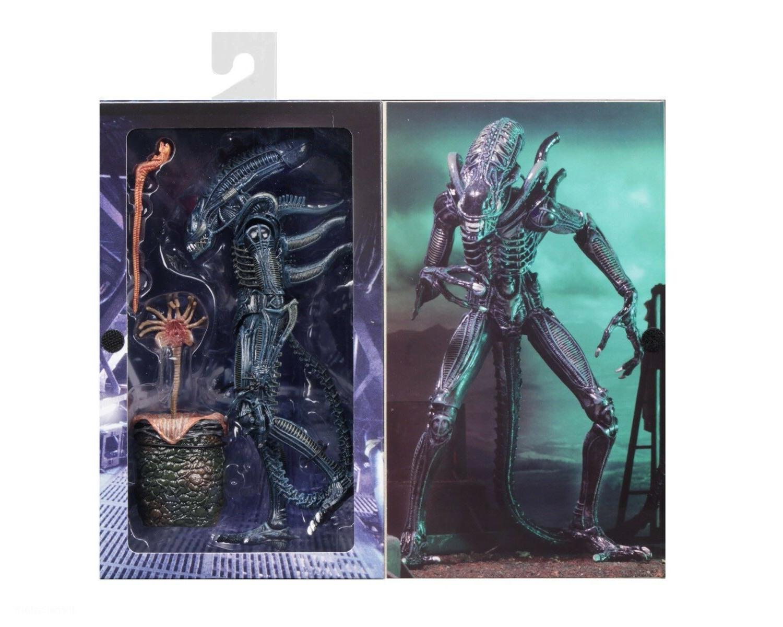 Alien- Scale Figures Blue Alien