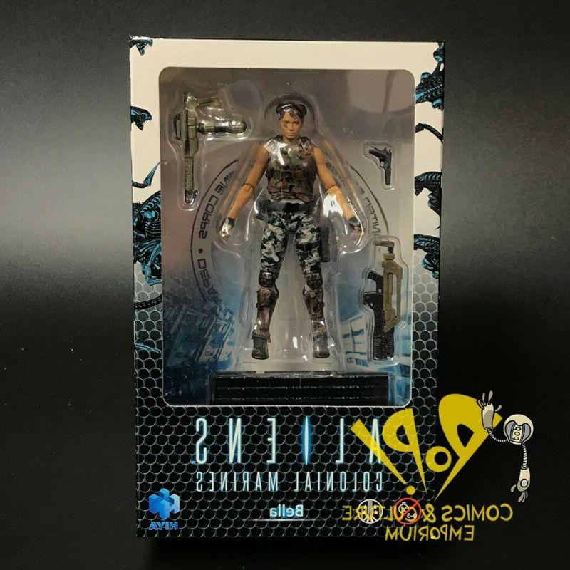 aliens 1 18 scale colonial marines pvt