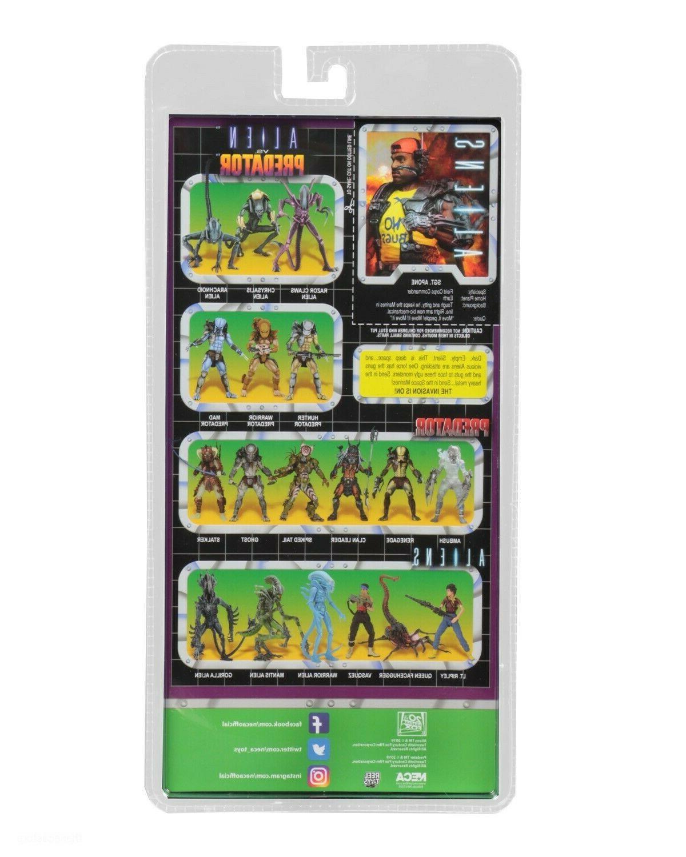 "Aliens 7"" Scale 13 NECA"