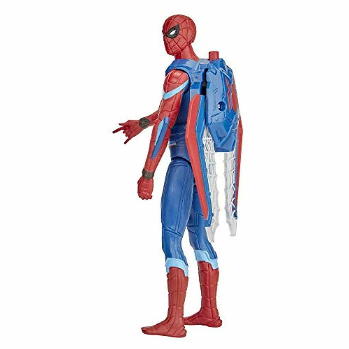 Amazing Action Hot Spider-Man Figure 12 Inch Kids Toys