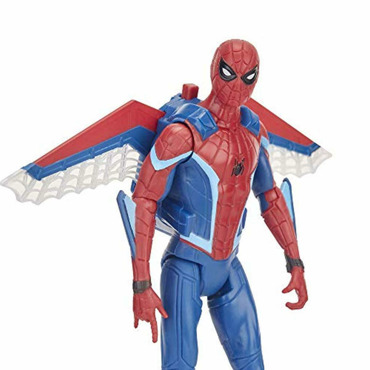 Amazing Spider-Man Figure Inch Kids Toys Upgrade