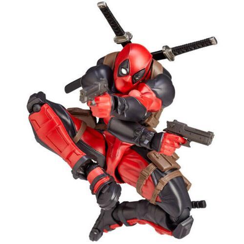 Kaiyodo Amazing Marvel Figure Toy Gift
