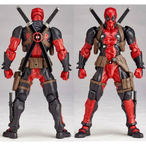 Kaiyodo Amazing Marvel Revoltech Figure