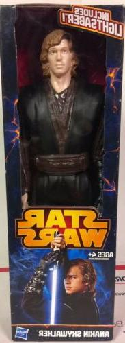 "Star Wars Anakin Skywalker 12"" Action Figure"