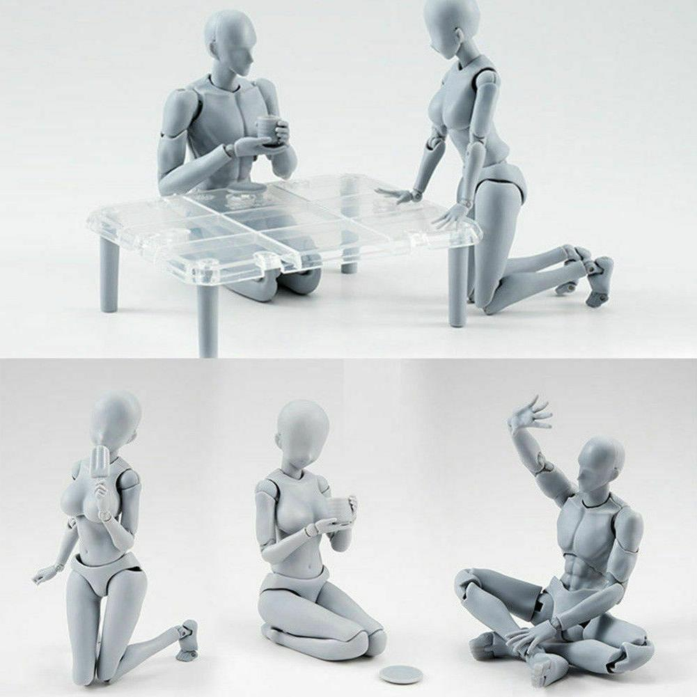 Body Figure Action Model Human Man Woman