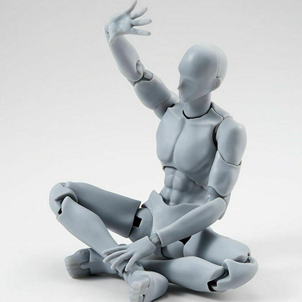 Body Kun Figure for Model Mannequin