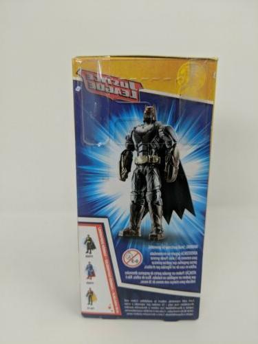 ARMORED BATMAN Figure COMICS by Mattel -
