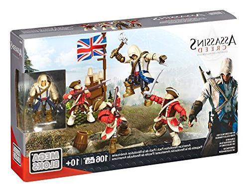 Mega Assassin's Creed American Revolution