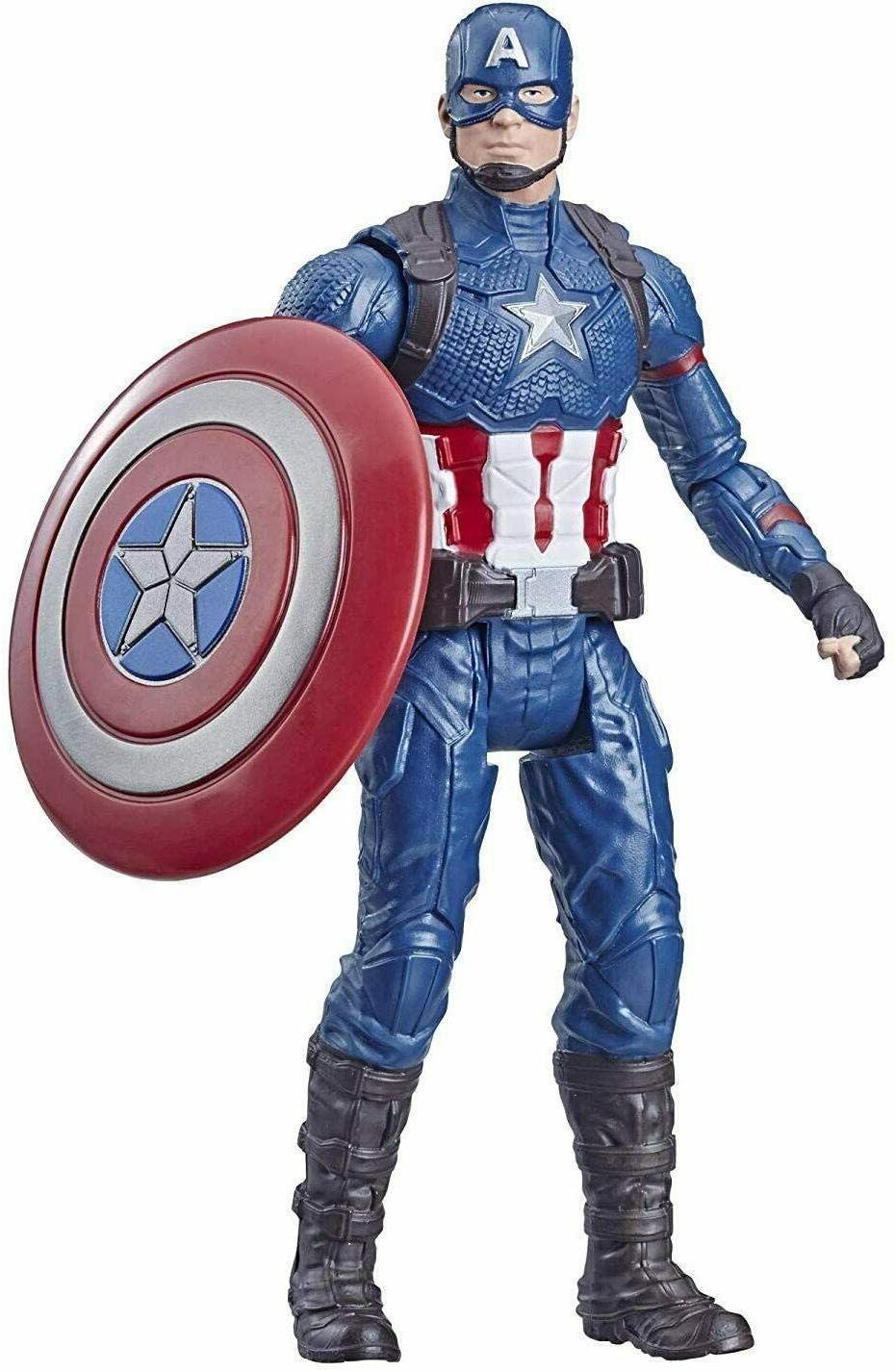Avengers Captain America Action
