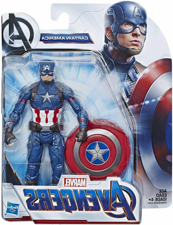 avengers captain america 6 scale super hero