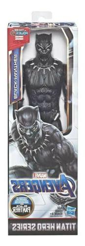 Marvel Avengers Endgame Black Panther Titan Hero Series 12 i