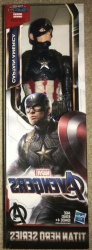 Marvel Avengers: Endgame Titan Hero Series Captain America 1