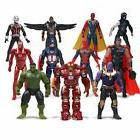 Avengers Infinity War Spiderman Thanos Hulk Captain Action F