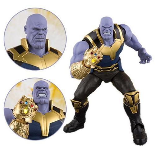 avengers infinity war thanos sh