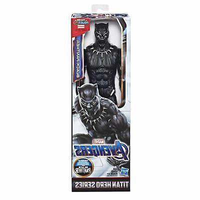 Titan Series Black Panther 12in