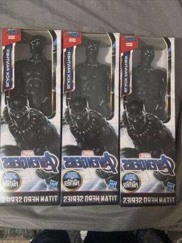avengers titan hero series black panther 12