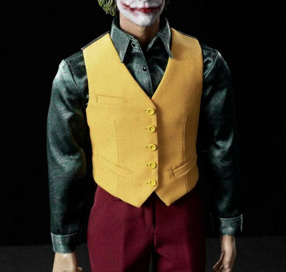 【BACK ORDER】1/6 The Clown Red for 12'' Figure Accessories