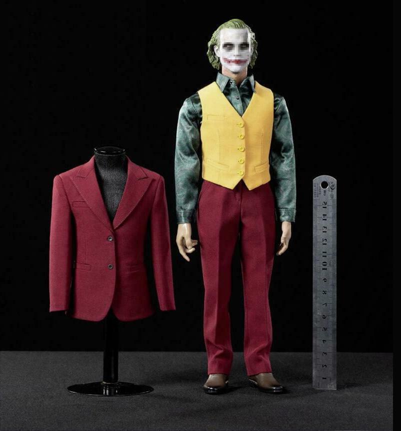 Clown Suit Set for 12'' Action Figure