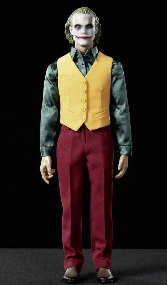 【BACK ORDER】1/6 The Clown Suit Set for 12'' Action Figure Accessories