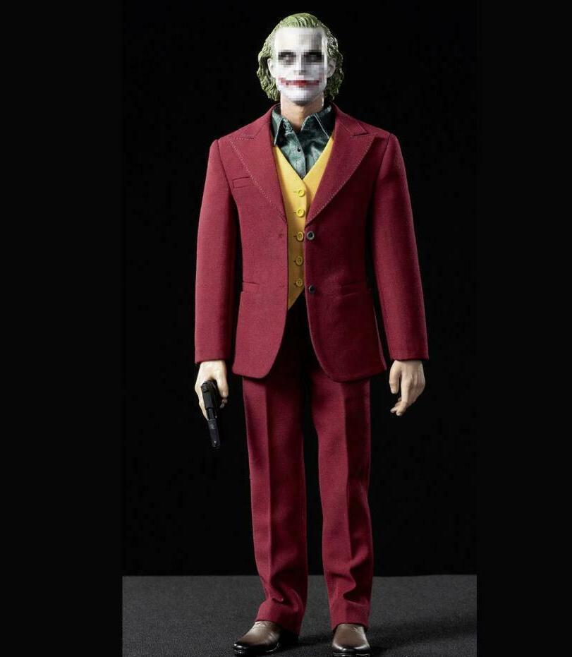 back order1 6 the joker clown red