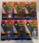 "Batman 1966 '66 Funko Action Figures 3 3/4""  6 Figure lot."