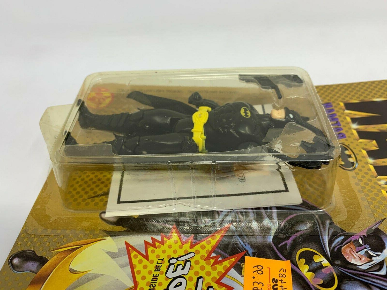 Toy Biz Batman action