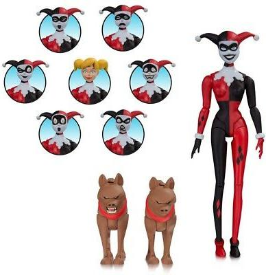DC Collectibles Batman the Animated Series: Harley Quinn Exp