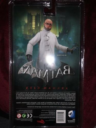 Batman Arkham Dr. SDCC Comic exclusive DC Direct