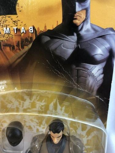 Batman Begins Bruce To Batman Mattel DC
