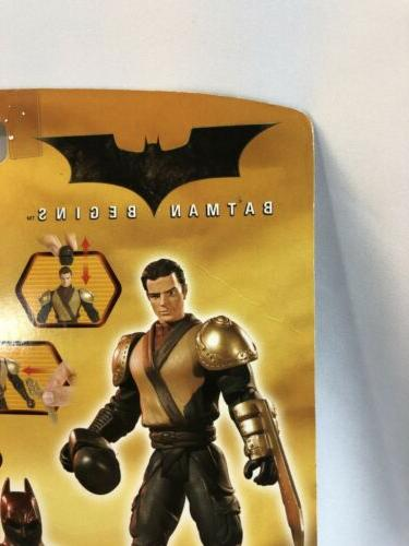 Batman Begins To Batman Mattel DC