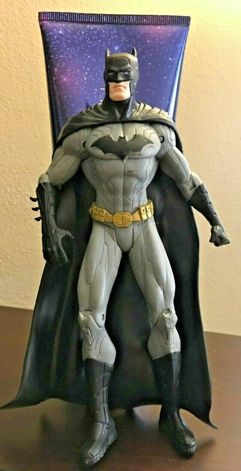 batman dc comics action figure 7 loose