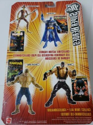 """BATMAN DC Super 6"""" DCSH"""