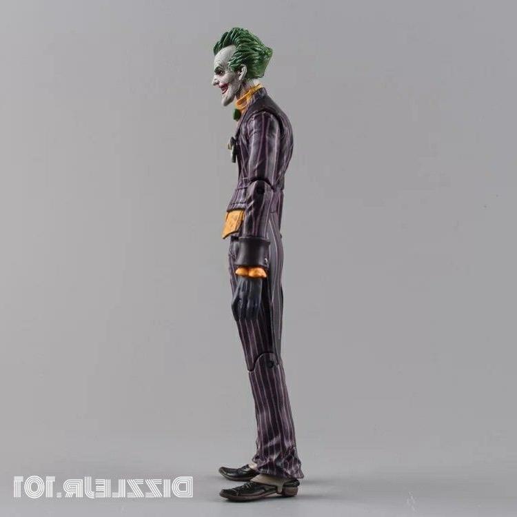 "Batman Arkham DC PVC Figure 7"""