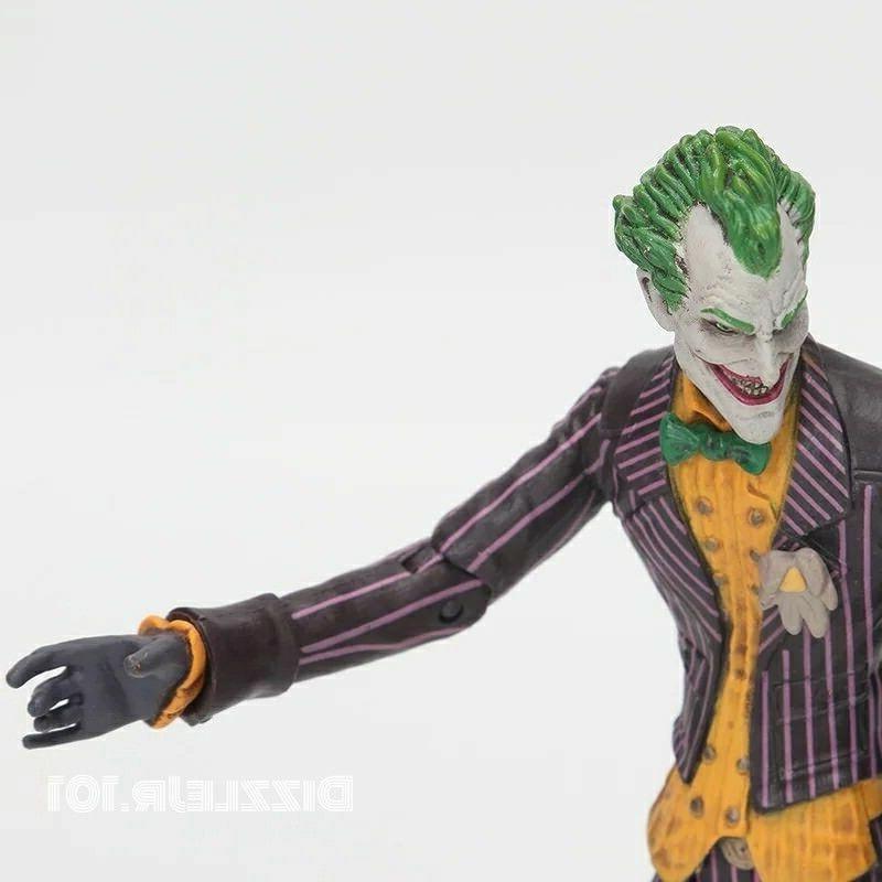 Batman Joker DC Figure Model