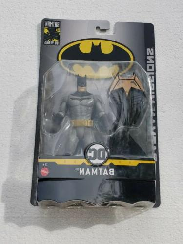 "Batman: Knight Missions ~ 6"" BATMAN  ACTION FIGURE ~ Mattel"