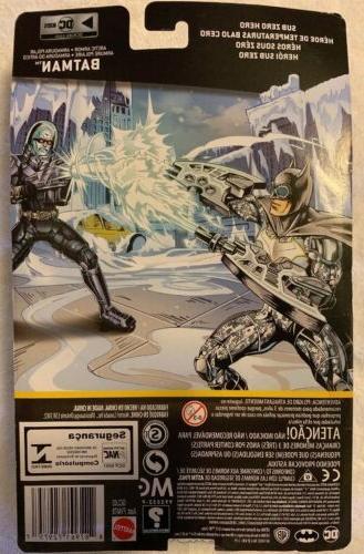 "BATMAN ARMOR BATMAN 6"" INCH FIGURE"