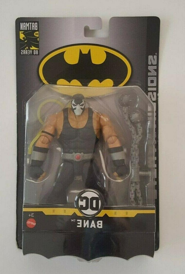 batman missions dc bane action figure
