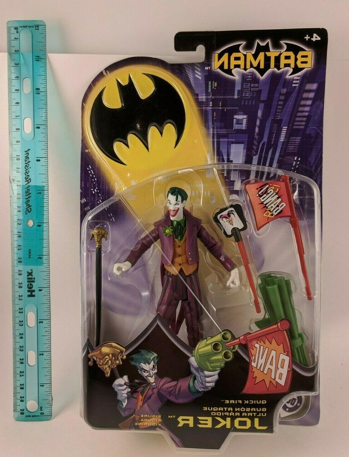 batman quickfire joker 2003 action figure
