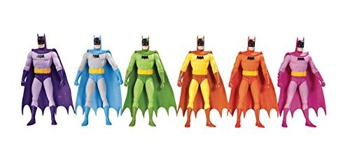 batman rainbow action figure