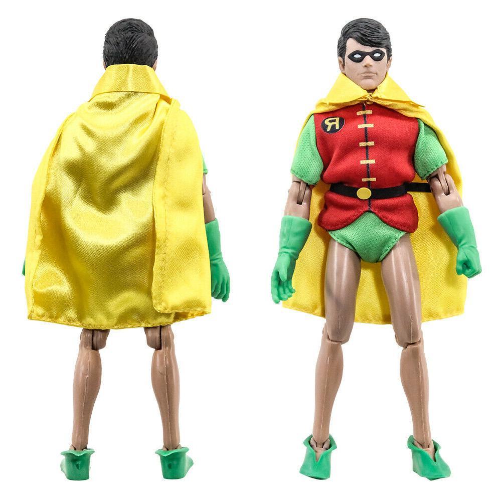 batman retro 8 inch action figures series