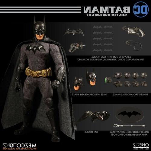 Batman Sovereign Knight Toyz One:12 DC IN STOCK