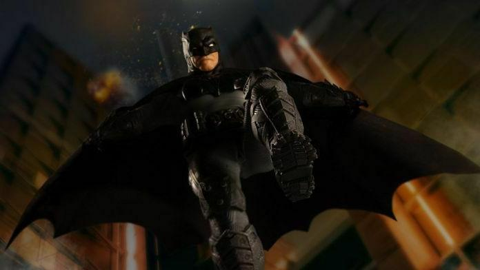 Batman Knight Collective Action FREE SHIP*